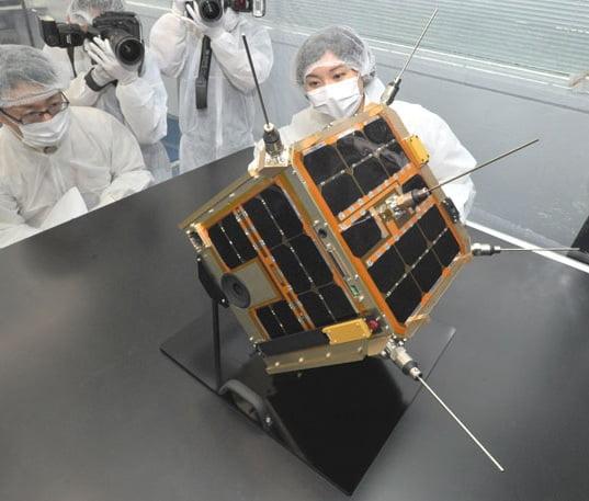 micro-satellite