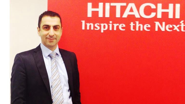 Hitachi Türkiye Ülke Müdürü Erman Akgün