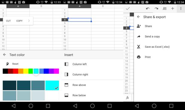 google-spreadsheets-new
