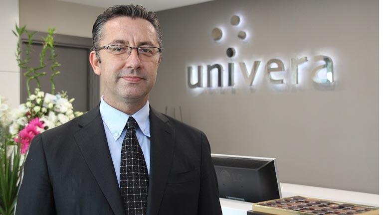 Univera Genel Müdürü Cüneyt Ersin