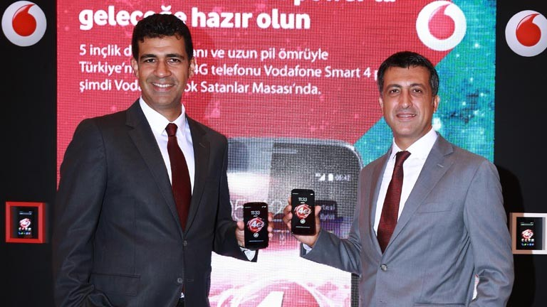 Ürünün tanıtımını Vodafone Türkiye İcra Kurulu Başkan Yardımcısı Ender Buruk ve Vodafone Türkiye CEO'su Gökhan Öğüt birlikte yaptı.
