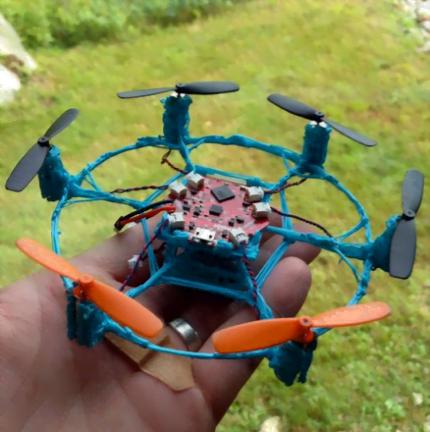 3ddoler-hexacopter
