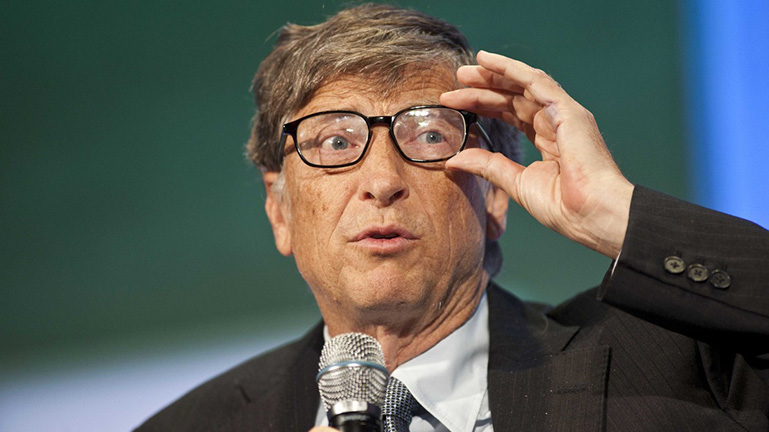 Bill Gates: Apple Pay fantastik bir fikir!