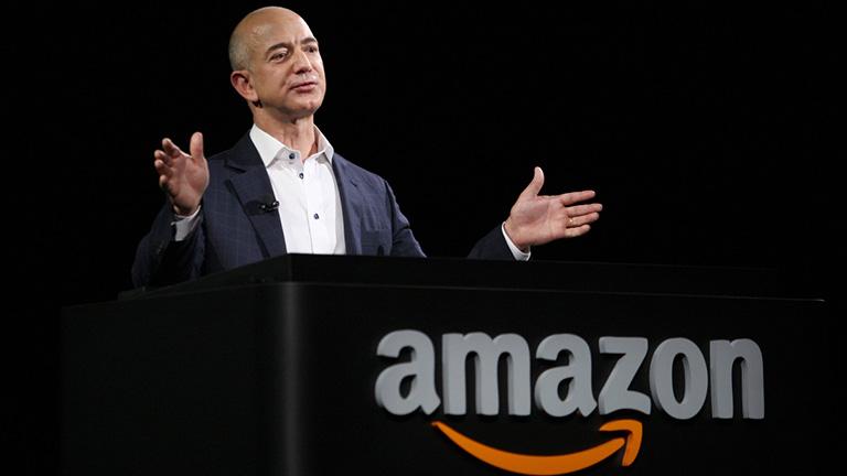 Trump tweet attı, Amazon 5 milyar dolar kaybetti