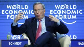 EricSchmidt_Davos