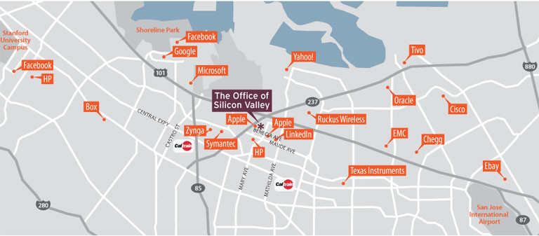 Kaynak: The Office of Silicon Valley