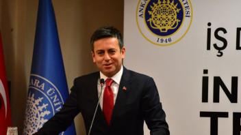 ASİAD Başkanı Barış Aydın