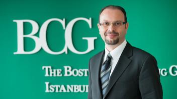 BCG Türkiye Genel Müdürü ve Yönetici Ortağı Burak Tansan