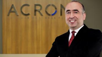Acron Finansal Uygulamalar, İş Analitikleri ve Teknolojiden Sorumlu Genel Müdür Yardımcısı Özgür Yavuzkara