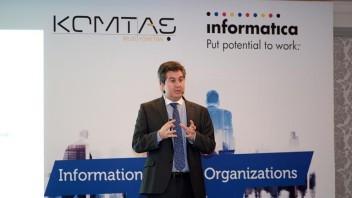 Informatica Güney Avrupa Bölgesi Başkan Yardımcısı Emilio Valdes