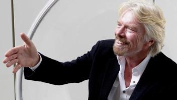 Virgin Grubu'nun kurucusu Richard Branson