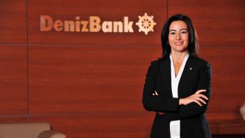 DenizBank Ödeme Sistemleri ve Şube Dışı Kanallar Grubu Genel Müdür Yardımcısı Ayşenur Hıçkıran