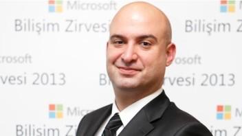 Microsoft Bulut ve Kurumsal Çözümler İş Grubu Müdürü Mehmet Üner