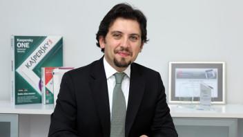 Kaspersky Lab Türkiye Ülke Müdürü Sertan Selçuk
