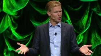 Sage CEO'su Stephen Kelly