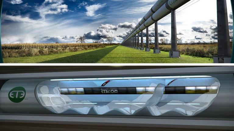 Hyperloop gerçek olmaya bir adım daha yaklaştı