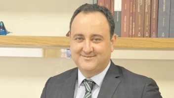 Ankaref Genel Müdürü Erhan Binici