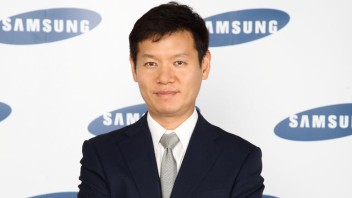 Samsung Electronics Türkiye Başkanı Yoonie Joung