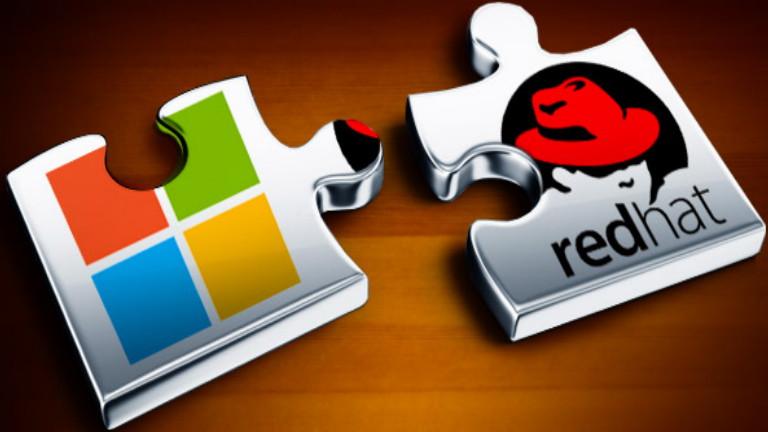Microsoft ve Red Hat'tan kurumsal işbirliği
