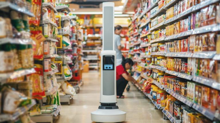 Süpermarketlerde robot istilasına hazır mısınız?