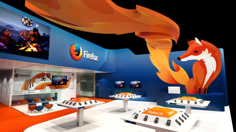 Mozilla-MWC-2014-Booth