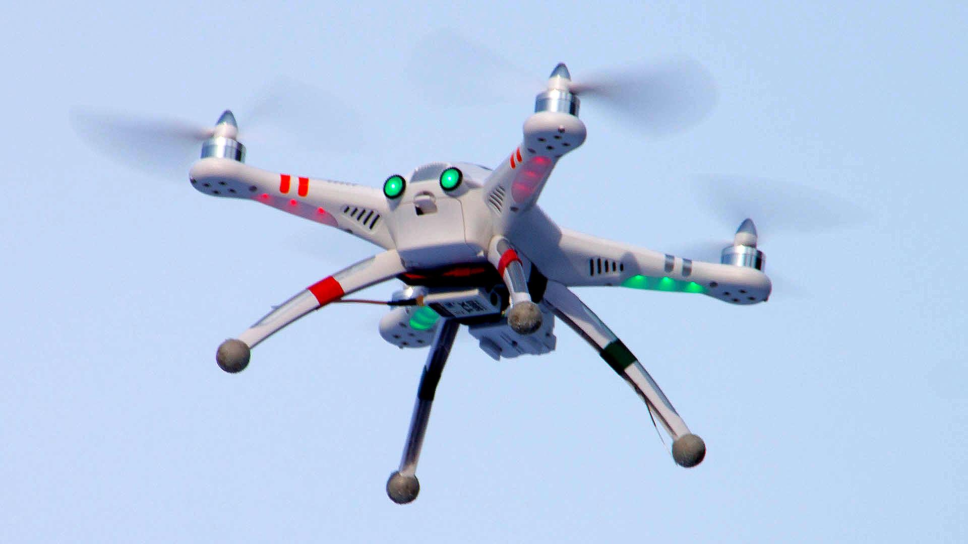 ABD'de drone kayıt etme zorunluluğu kalktı