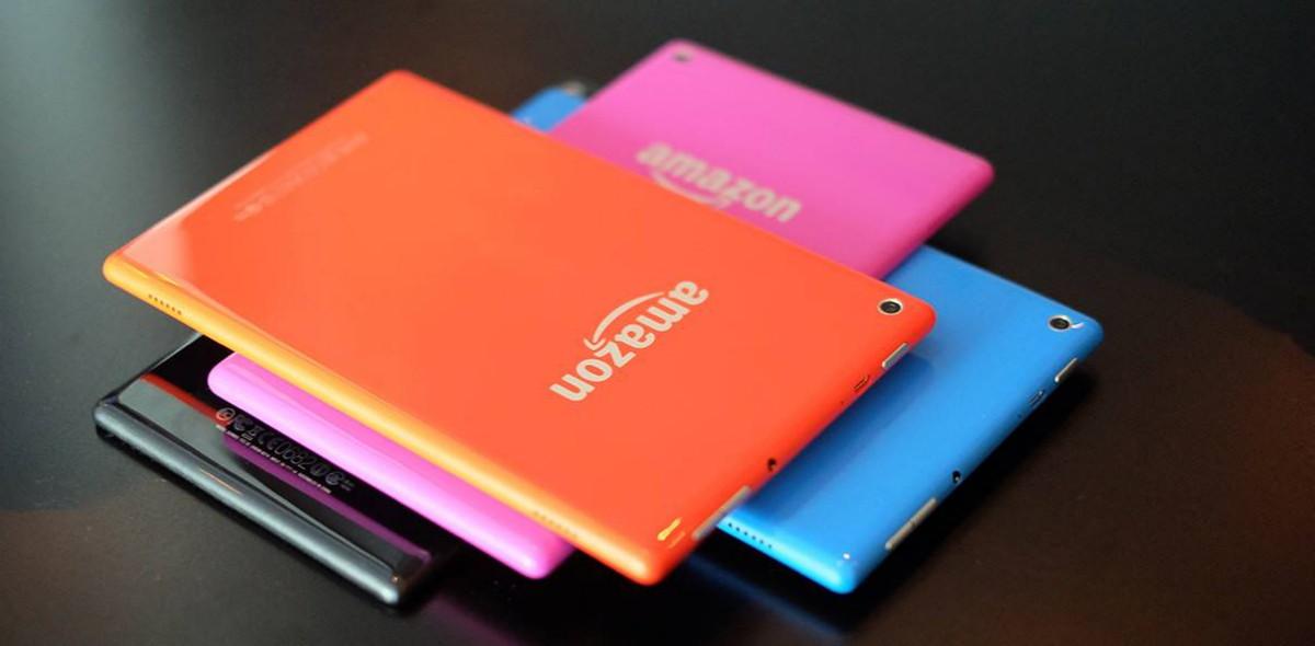 Amazon gizemli bir tablet üzerinde çalışıyor