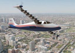 NASA elektrikli uçak işine giriyor