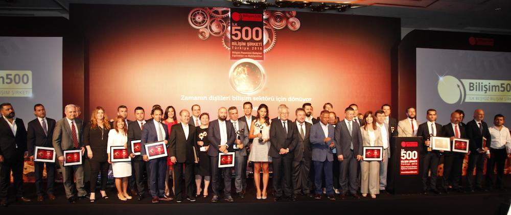 bilişim 500 2016