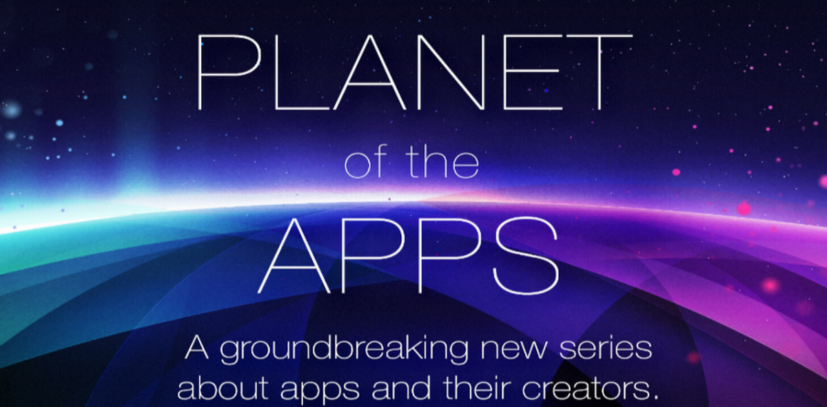 Planet of the Apps geliyor