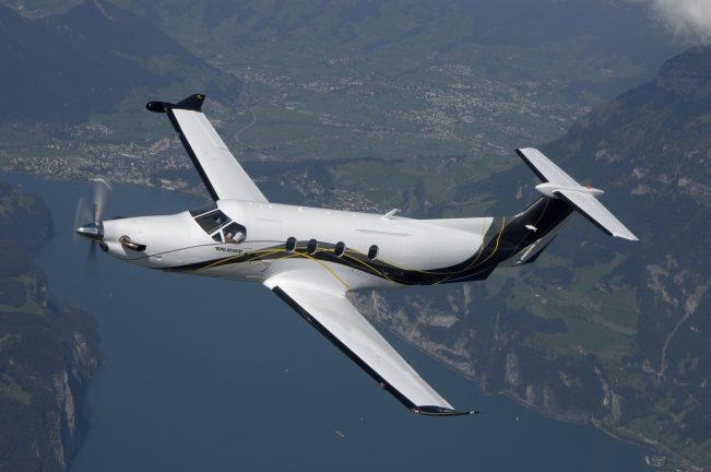 AMAC Aerospace Turkey -Pilatus PC-12 (2)