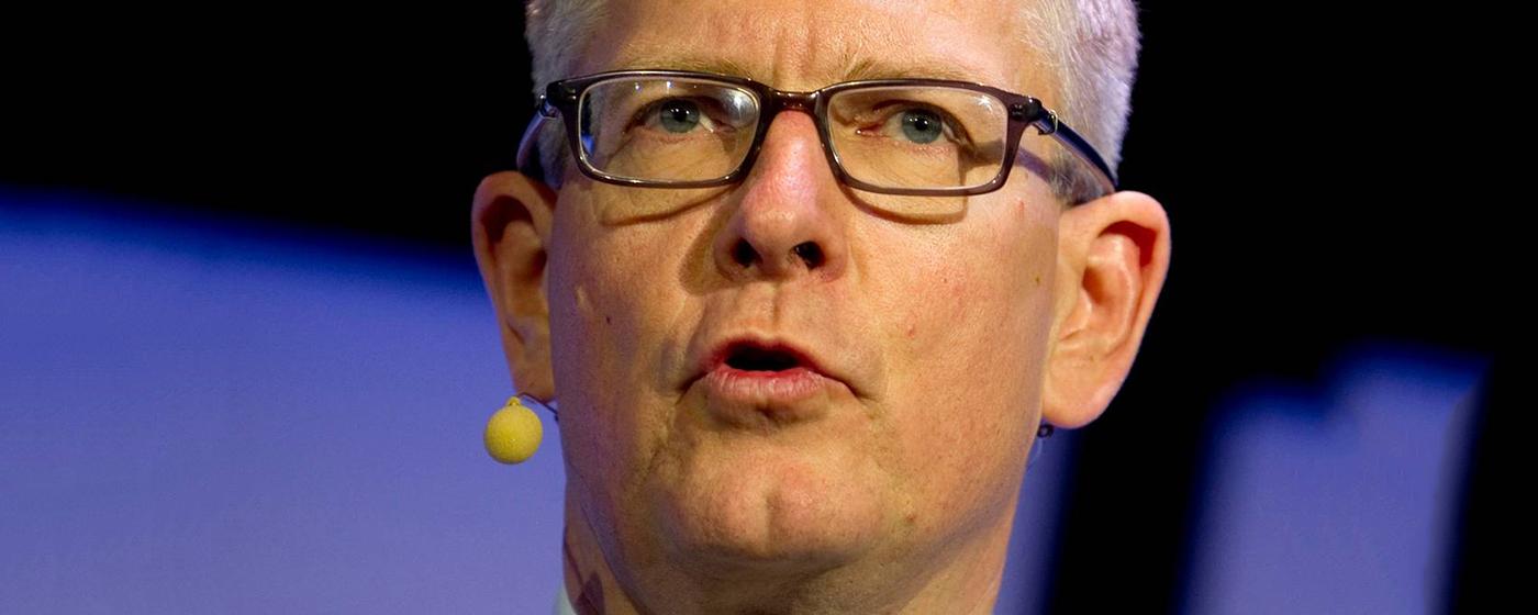 Börje Ekholm yeni Ericsson CEO'su oldu
