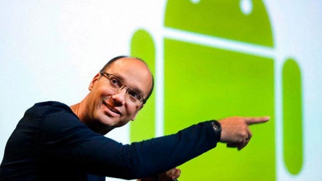 Android yaratıcısı Andy Rubin yeni akıllı telefonla geliyor