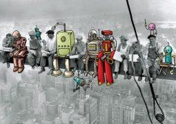 Amerikalılar robotlardan çok korkuyor