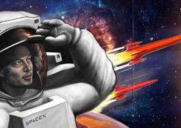 Boeing ve Musk, Mars yarışında laf dalaşına başladı