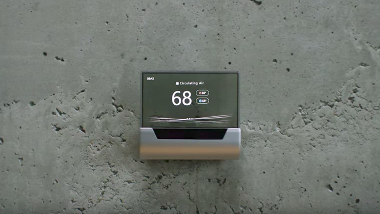 Cortana akıllı termostat