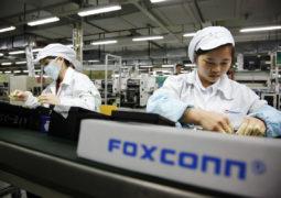 Foxconn 10 bin kişiyi çıkarıp robot çalıştıracak
