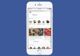 Facebook, Messenger'da reklam göstermeye başlıyor