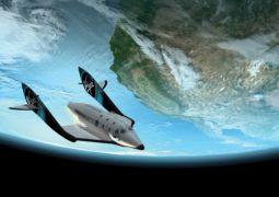 Virgin Galactic ilk yolcusunu uzaya çıkardı