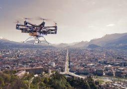 Drone'lar felaket anlarında GSM istasyonu olacak