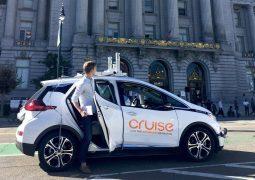 GM otonom araçları seri üretmeye başlıyor