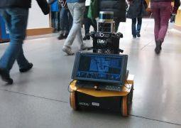MIT kalabalığın içinde hareket edebilen robot geliştirdi