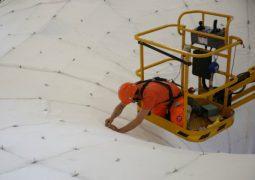 Beton çatı enerji üretebiliyor!