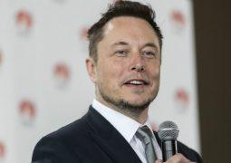Elon Musk ipin ucunda