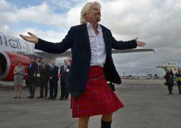 Richard Branson, Hyperloop One'a ortak oldu