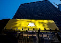 Snapchat'in 2017 için ön görülen geliri azaldı