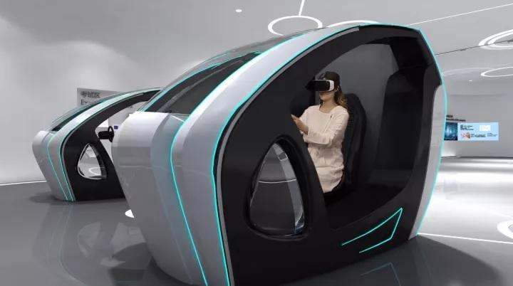 Çin insansız yapay zeka karakolu
