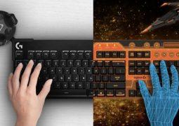 Logitech BRIDGE SDK: Sanal gerçeklik için klavye