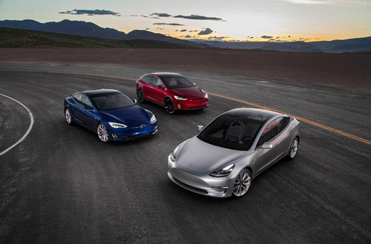 Model X ve Model S