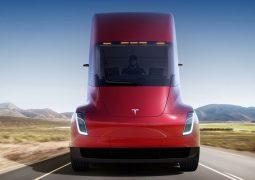 Tesla Semi ön sipariş